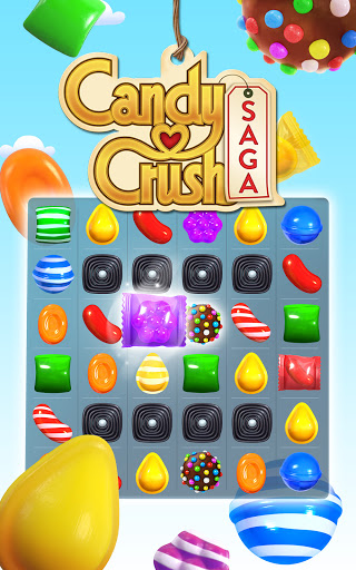 Candy Crush Saga Screen Shot