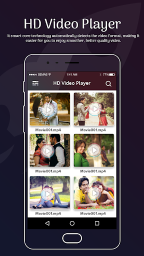 Video Player Pro 1.0 screenshots 1