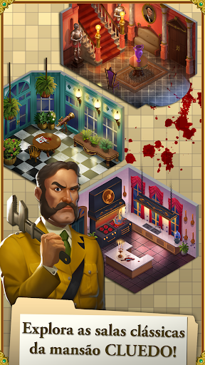 CLUEDO Bingo! screenshot