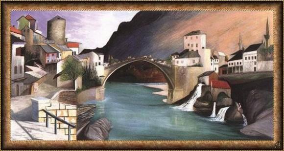 Romai híd Mosztárban