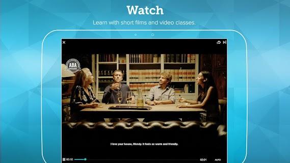 Learn English with ABA English screenshot 09