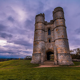 Donnington Castle, Newbury Berkshire by Katarzyna Najderek - Buildings & Architecture Public & Historical ( castle, uk, historical, photography )