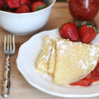 Crepes With No Flour Recipes.