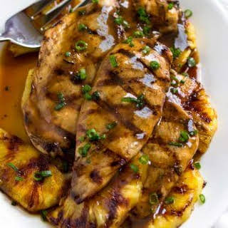 Tropical Pineapple Chicken.