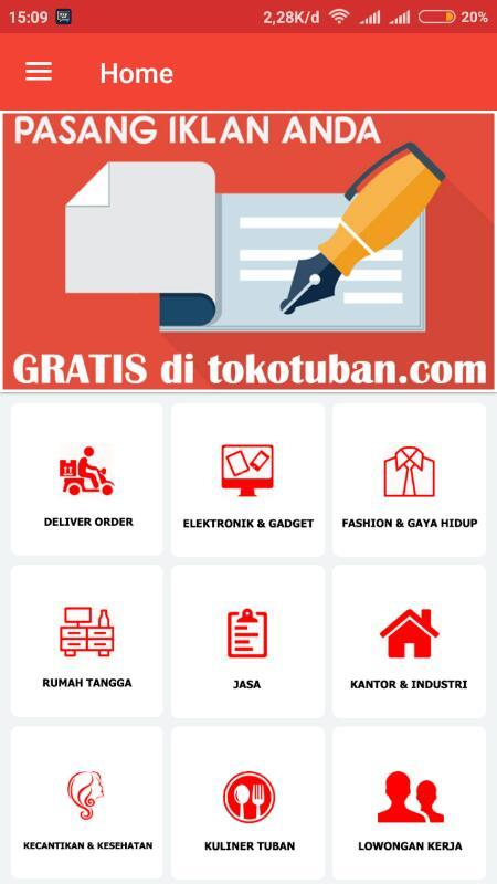 tokotuban.com- screenshot