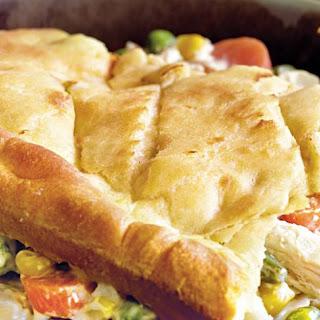 Crescent Chicken Pot Pie.