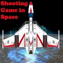 Shooting Game in Space icon