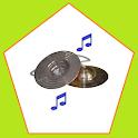 Jalra - Mridangam - Metronome icon