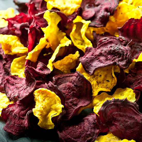 Beet Chips Raw Recipe