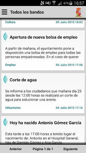 Campillo de Arenas Informa