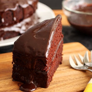 Devil''s Food Cake Sour Cream Chocolate Recipes