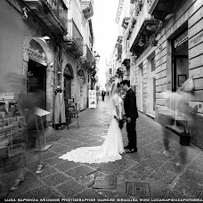 Fotografo di matrimoni Luca Sapienza (lucasapienza). Foto del 17.07.2018