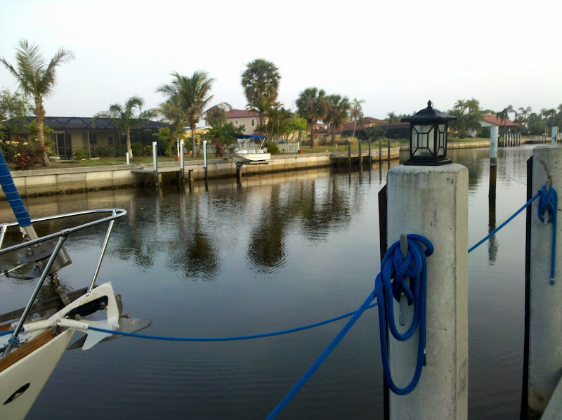 Photo: This is the canals in Punta Gorda
