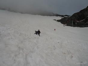 Photo: mjesto gdje se desila lavinica