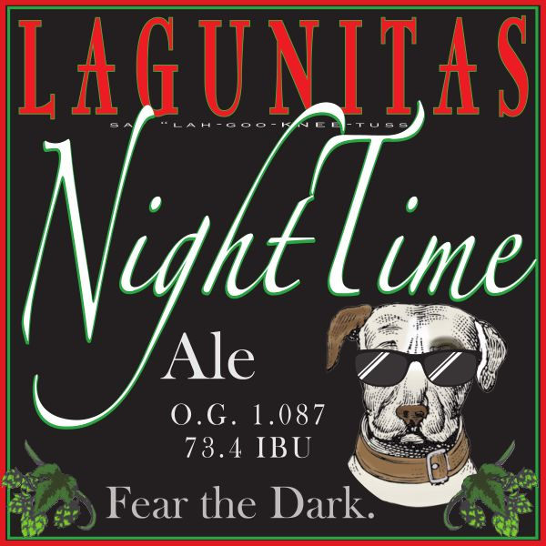 Logo of Lagunitas Night Time