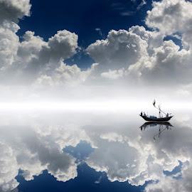 Cloud Hunter. by Md Salah uddin ahmed - Digital Art Places
