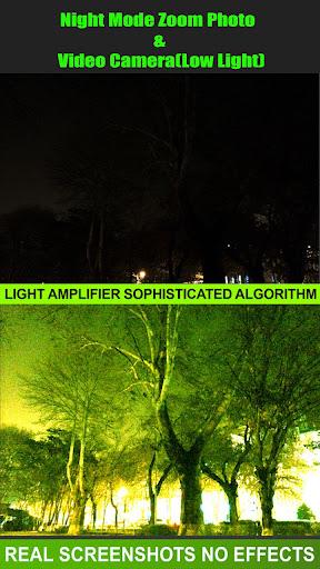 Night Mode Zoom Photo and Video Camera(Low Light) screenshot 3