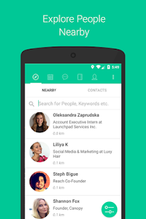 Reach: Connect Better, Locally- screenshot thumbnail