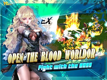 Gods Wars Ex : Vampire 8