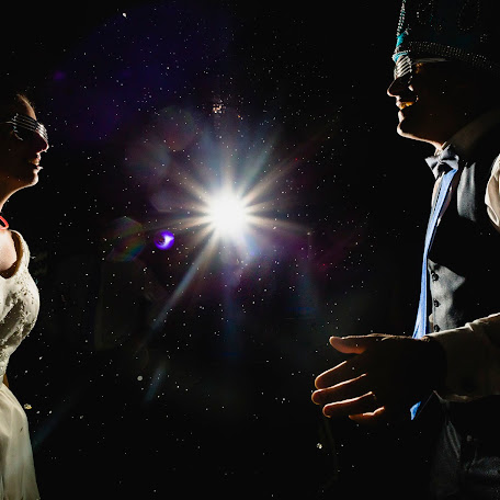 Fotógrafo de bodas Gabriel Gracia (Dreambigestudio). Foto del 17.01.2018