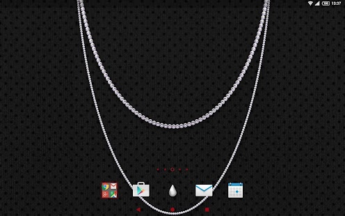 XPERIA™ Pearls Theme- screenshot thumbnail