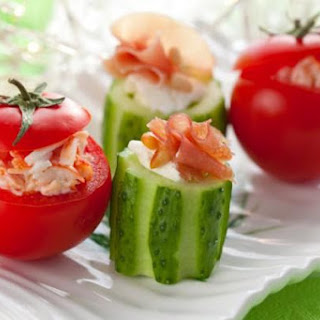 Shrimp Stuffed Tomatoes Recipes