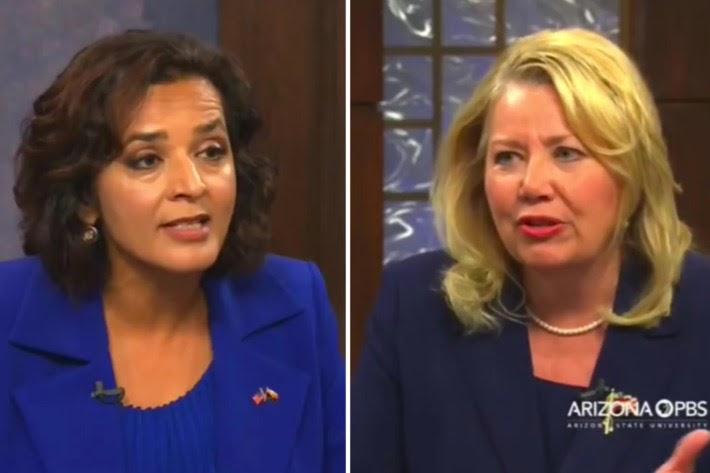Republican Debbie Lesko wins congressional election in Arizona