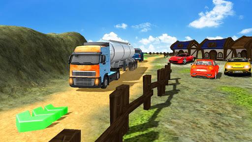 Drive Oil Tanker Truck:Transport & Supply Oil ss2