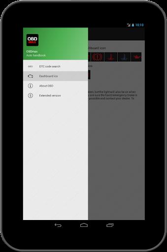 OBD2 scanner & fault codes description: OBDmax  screenshots 13