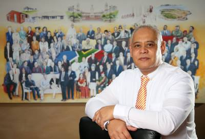 Aadiel Ayob, Executive – Innovative Enterprise Services and Solutions, Sizwe Africa IT Group.