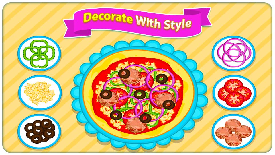pizza maker giochi di cucina screenshot