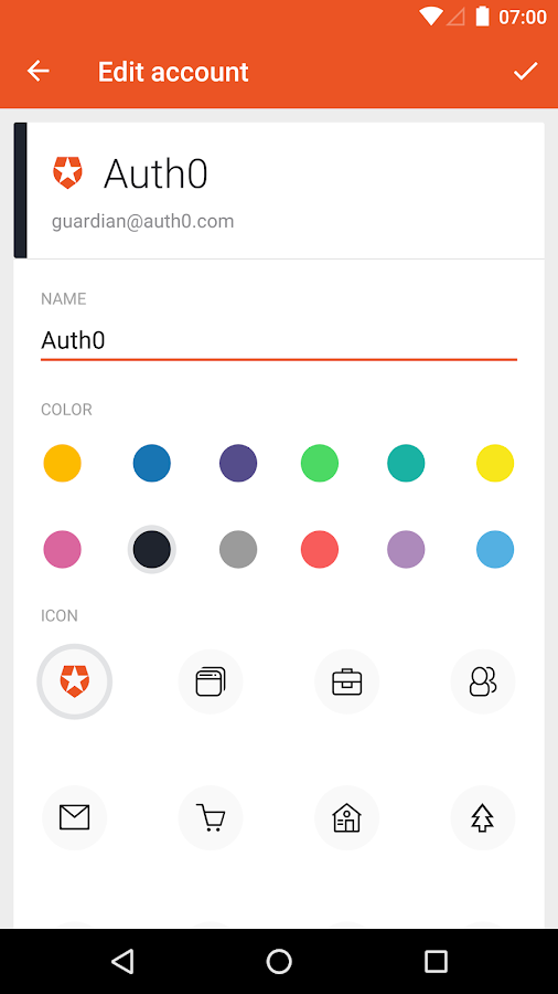 Auth0 Guardian- screenshot