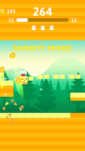 Stacky Bird: Hyper Casual Flying Birdie Game screenshots 3