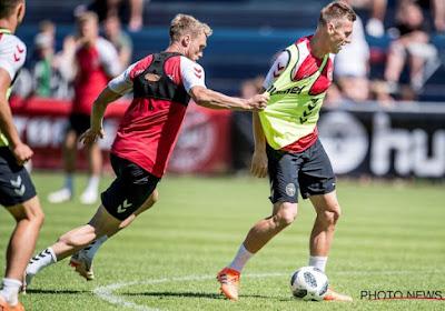 Lukas Lerager (Denemarken, ex-Zulte Waregem) over het WK van de Belgen
