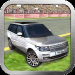 SUV vs Super Car 3D Race Sim+ Icon