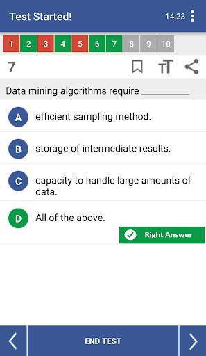 EduQuiz: Data Warehousing 1.0 screenshots 3
