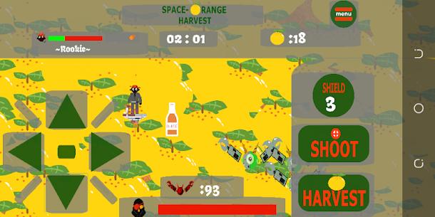 Space – Orange Harvest 1000XP Portable 3