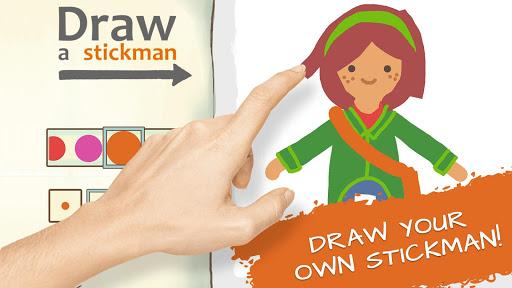 Draw a Stickman: EPIC 2 Free  screenshots 7