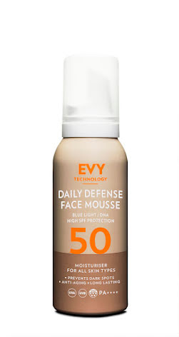 Daily Defence Face mousse SPF 50 - 75ml