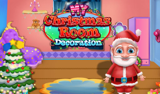 My Christmas Room Decoration