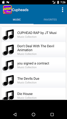 All Songs of Cuphead on Google Play Reviews | Stats