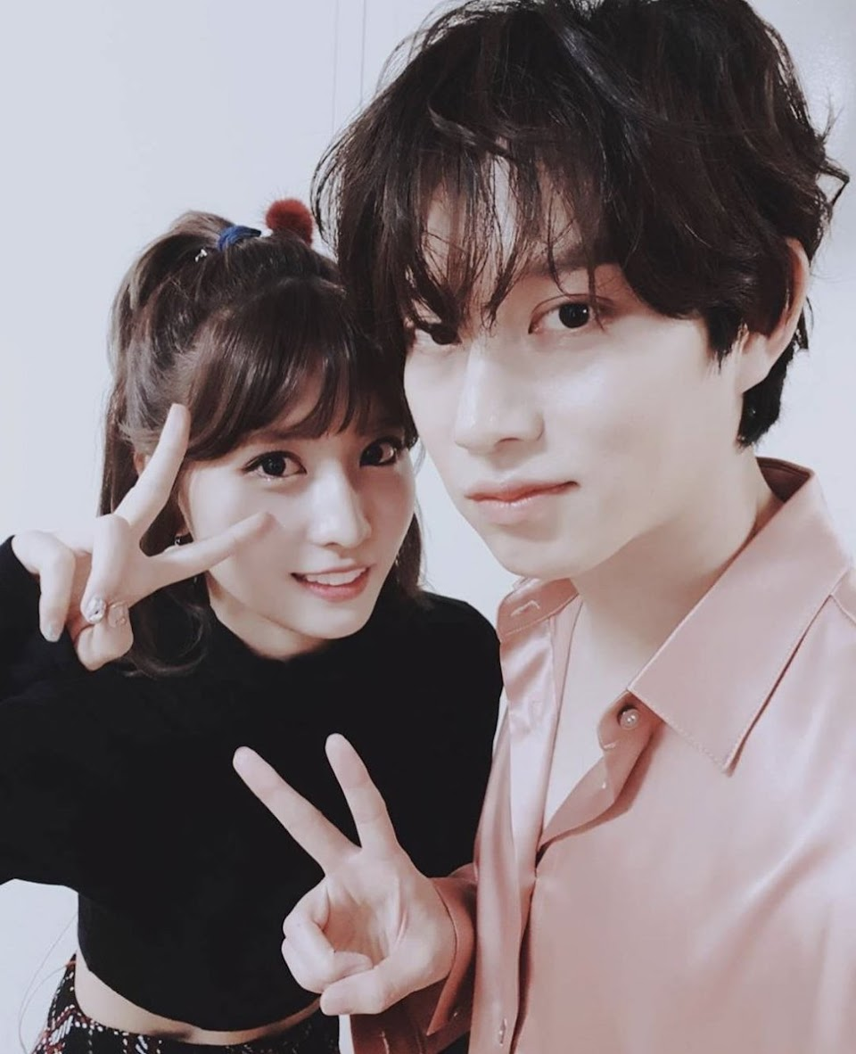 super junior heechul twice momo