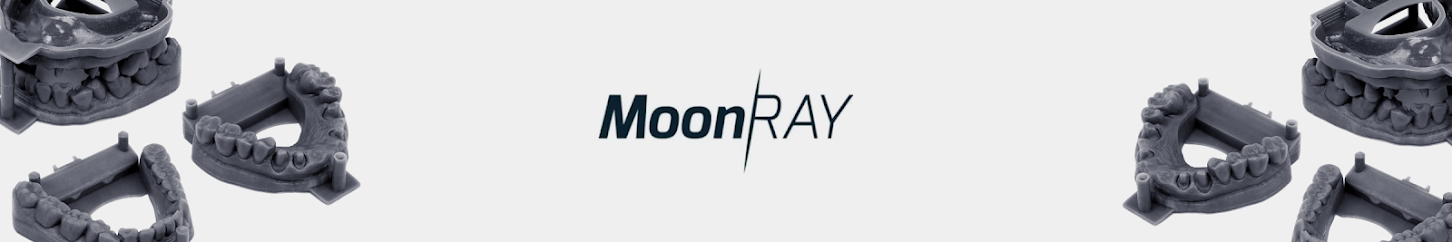 MoonRay 3D Printer Resins