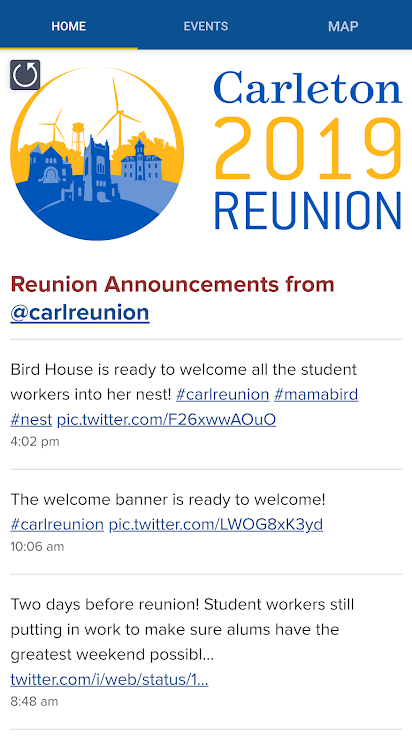 Carleton Reunion – (Android Apps) — AppAgg