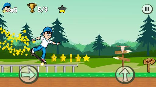 Skater Kid screenshot 4