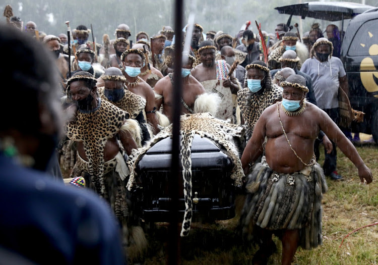 Eskom said on Wednesday that load-shedding would be suspended for four hours on Thursday to allow SA to mourn the death of Zulu King Goodwill Zwelithini. The monarch's body was taken to its final resting place in KwaNongoma, northern KwaZulu-Natal, on Wednesday.