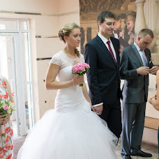 Wedding photographer Vadim Efremov (VadimNN). Photo of 20.04.2016