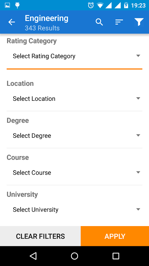 College Digger- screenshot