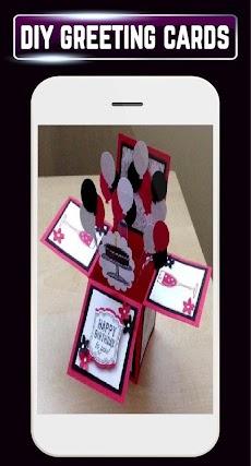 Greeting Card DIY Ideas Home Craft Design Tutorialのおすすめ画像2