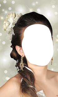 Woman Hair Flowers Salon - náhled